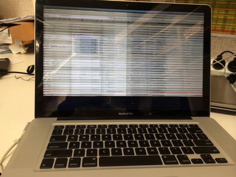 assistencia macbook