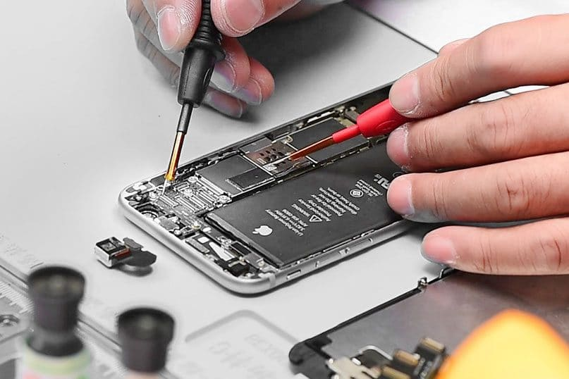 Assistencia Tecnica iPhone