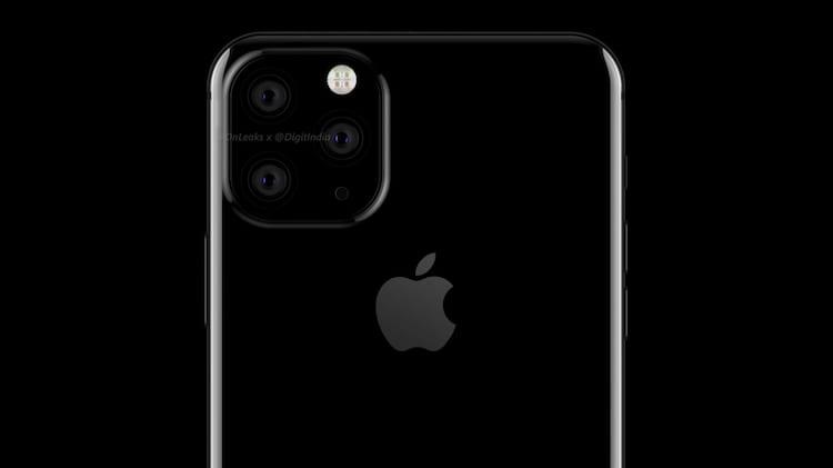 novo iphone 2019