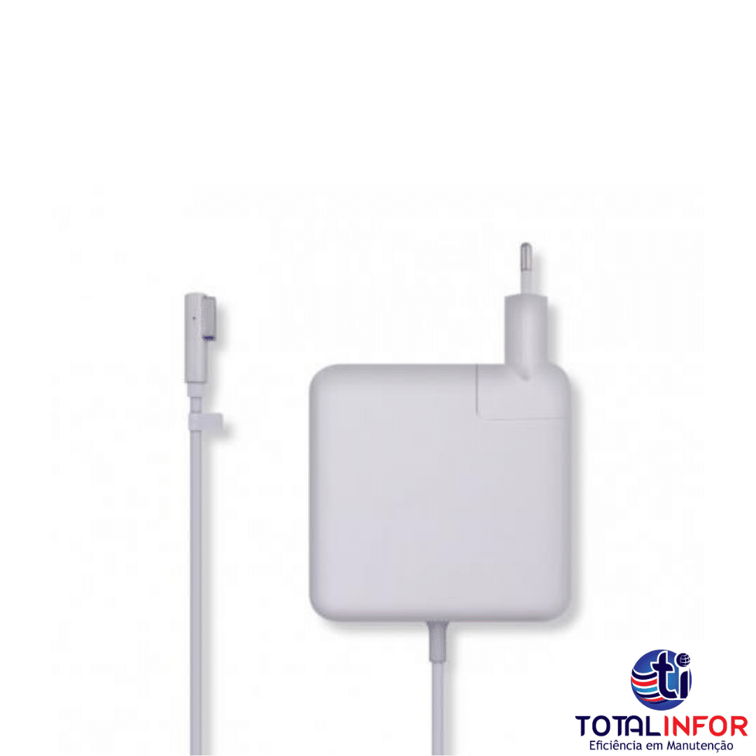 Fonte Carregador para Notebook Apple Macbook Air Mid 2011 13-inch - MagSafe1