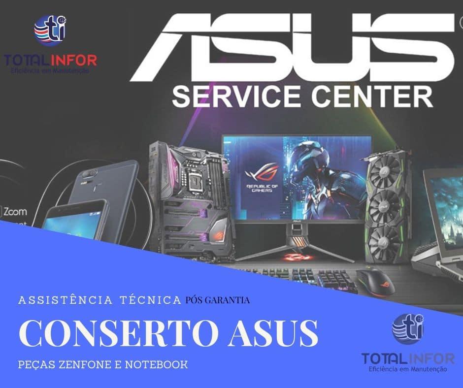 ASSISTENCIA TECNICA ASUS DF