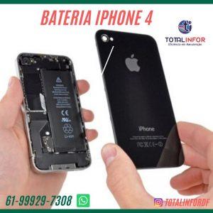 troca bateria iphone 4