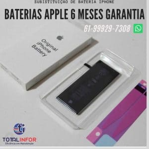 bateria iphone 6s