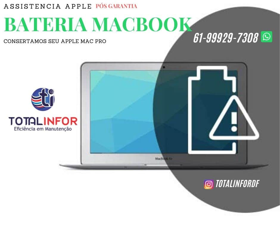 bateria macbook air