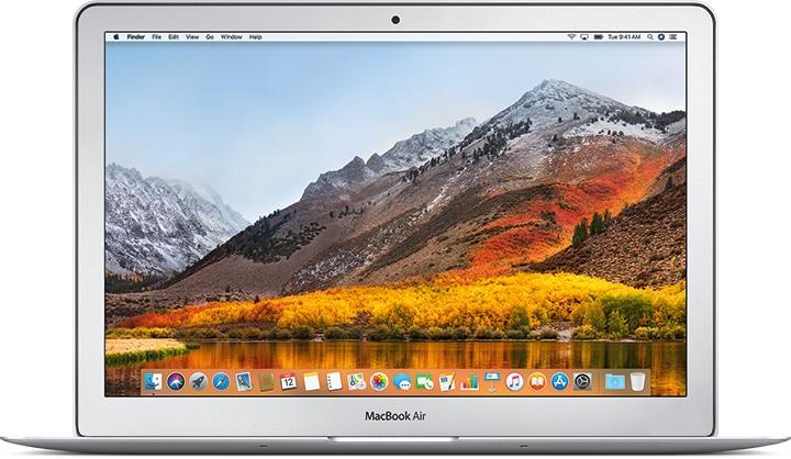 Reparo MacBook Air (13-inch, 2017)