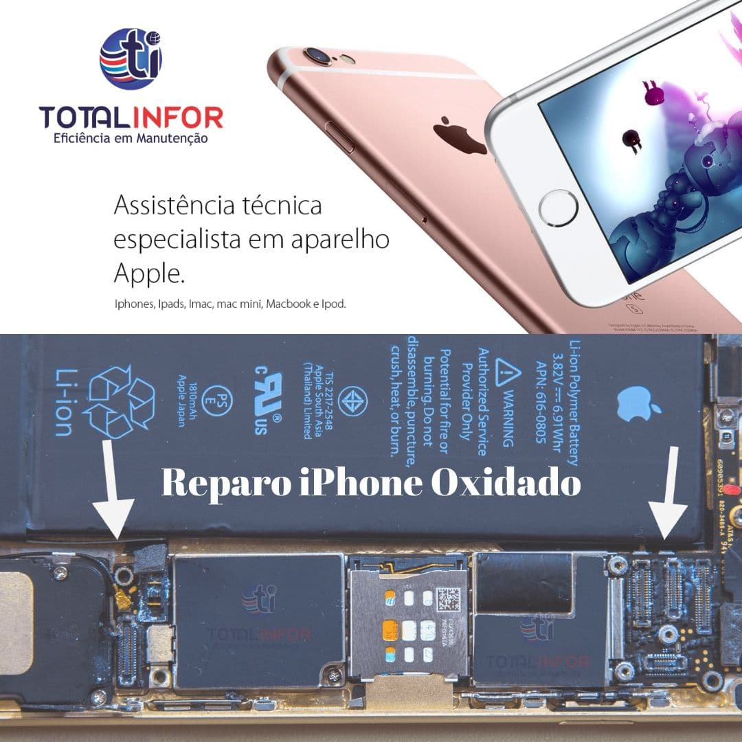 placa iphone