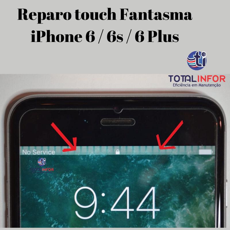 reparo ci touch iphone 6 plus