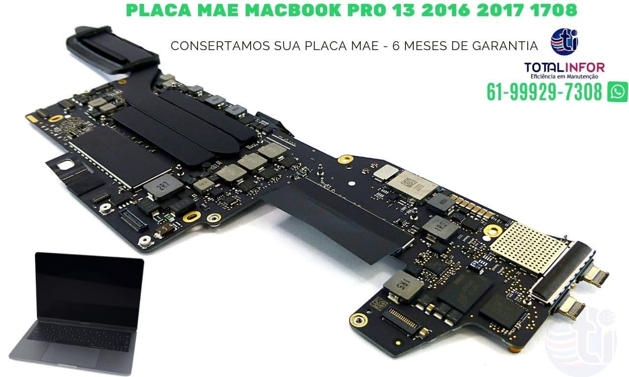 conserto macbook pro 1708, 1706, 1707